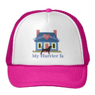 Harrier Home Is Trucker Hat