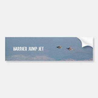 Harrier Jump Jet Bumper Sticker