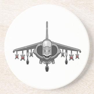 Harrier Jump Jet Drink Coaster