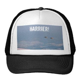 Harrier Jump Jet Mesh Hats