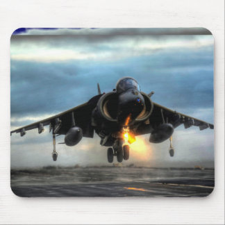 Harrier Jump Jet Mouse Pad