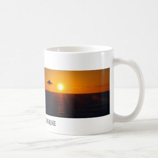 """HARRIER SUNRISE"" COFFEE MUGS"