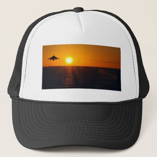 """HARRIER SUNRISE"" TRUCKER HAT"