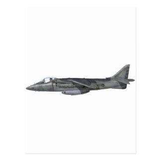 Harrier Vma-231 Postcard