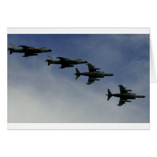 Harriers Card