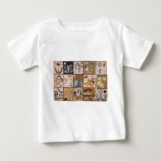 Harriet Powers - Pictoral Quilt 1898 Baby T-Shirt