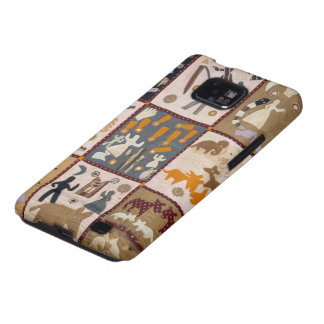 Harriet Powers - Pictoral Quilt 1898 Samsung Galaxy SII Case