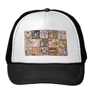 Harriet Powers - Pictoral Quilt 1898 Trucker Hat