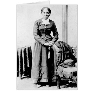 Harriet Tubman Card
