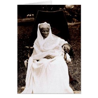 Harriet Tubman Felicitaciones