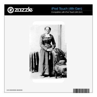 Harriet Tubman iPod Touch 4G Skin