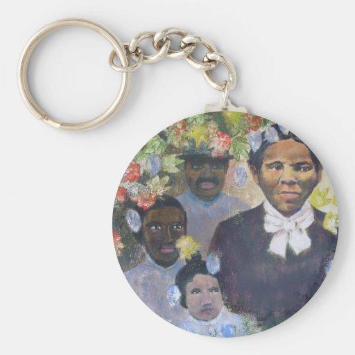 Harriet Tubman Key Chains