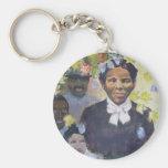 Harriet Tubman Keychain