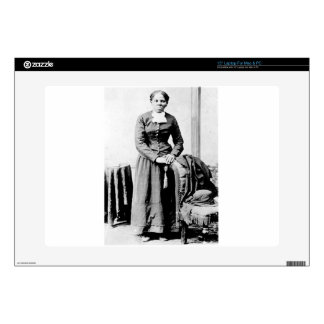 Harriet Tubman Laptop Skin