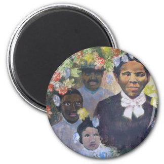 Harriet Tubman Magnets