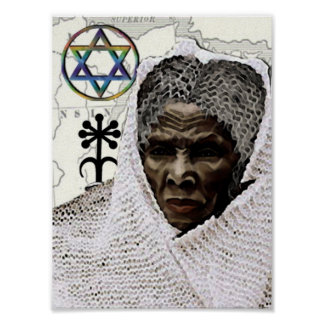 Harriet Tubman (Mama Moses) Poster