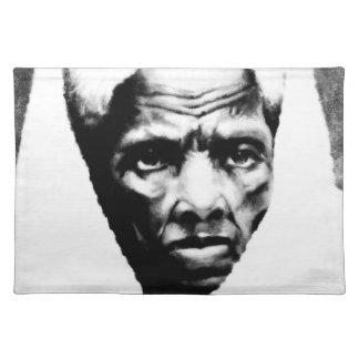 Harriet Tubman Placemat Mantel