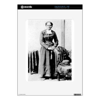 Harriet Tubman Skins For iPad