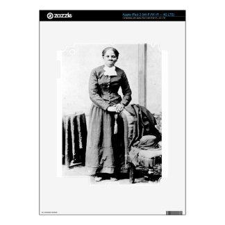 Harriet Tubman Skins For iPad 3