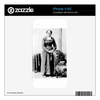 Harriet Tubman Skins For iPhone 4