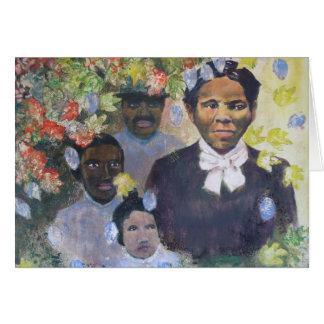 Harriet Tubman Tarjetas