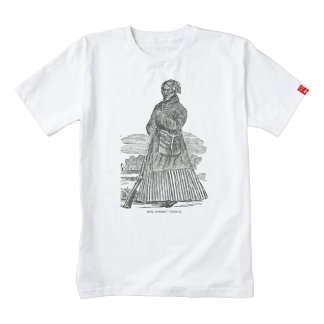 Harriet Tubman Zazzle HEART T-Shirt