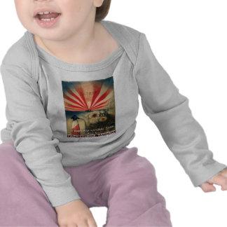 Harriman National Bank Faith Courage Patience Shirts