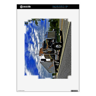 Harring Classic A Tablet Skin Decal For The iPad 2