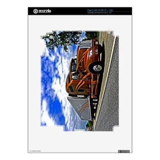 Harring Kenworth T660 Tablet Skin iPad 2 Decal