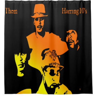 Harrington Bath Collection Shower Curtain