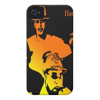 Harrington Collection 2 orange fire.jpg iPhone 4 Case-Mate Case