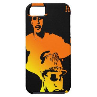 Harrington Collection 2 orange fire.jpg iPhone SE/5/5s Case