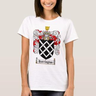 HARRINGTON FAMILY CREST -  HARRINGTON COAT OF ARMS T-Shirt