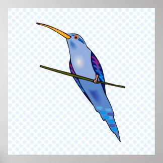 Harriot Hummingbird Posters