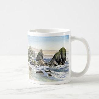Harris Beach (Oregon Coast) Mugs