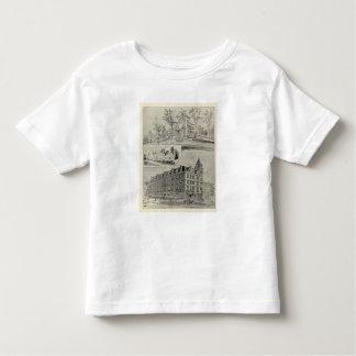 Harris Bldg, New London, Conn Toddler T-shirt