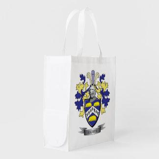Harris Coat of Arms Reusable Grocery Bag