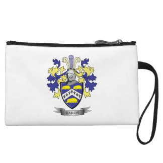 Harris Coat of Arms Wristlet Wallet