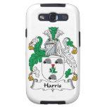 Harris Family Crest Samsung Galaxy S3 Case
