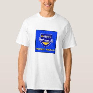 Harris Football Logo T-Shirt