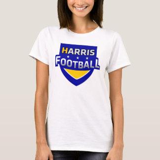 Harris Football Standard Logo Women's Shirt