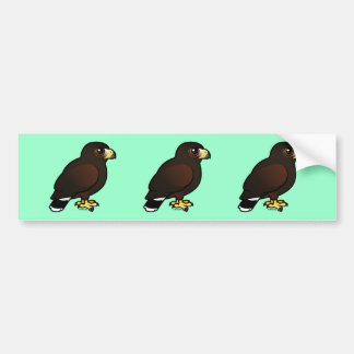 Harris Hawk Bumper Sticker