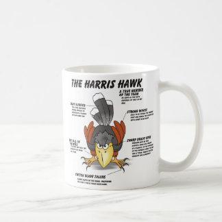Harris Hawk Cartoon Mug
