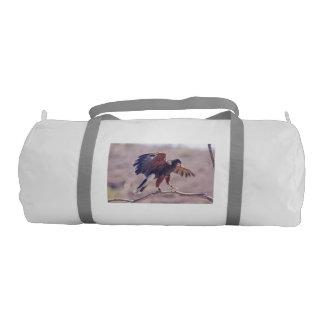 Harris' Hawk gym bag Gym Duffle Bag