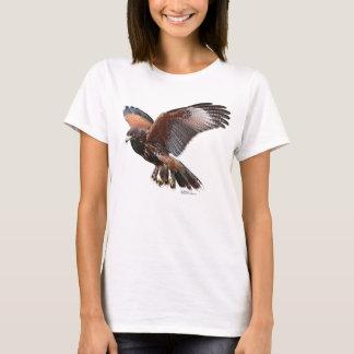 Harris Hawk in Flight T-Shirt