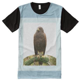 Harris Hawk All-Over Print T-shirt