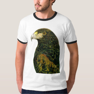 Harris Hawk la camiseta del campanero Remeras