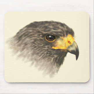 Harris Hawk - Mixed Medium Mouse Pad