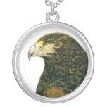 Harris Hawk Necklace