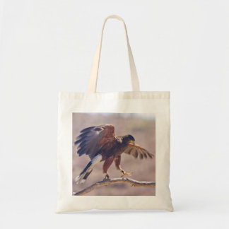 Harris' Hawk Tote Bag